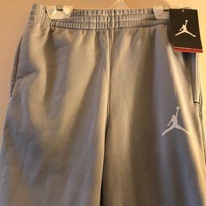Nike Pants - Nike Jordan Big Boys Therma Fit Track Pants